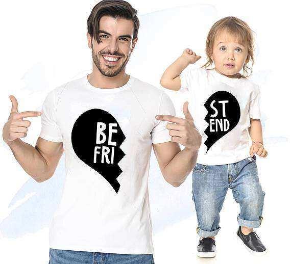 Best Friends Baba oğul Giyim