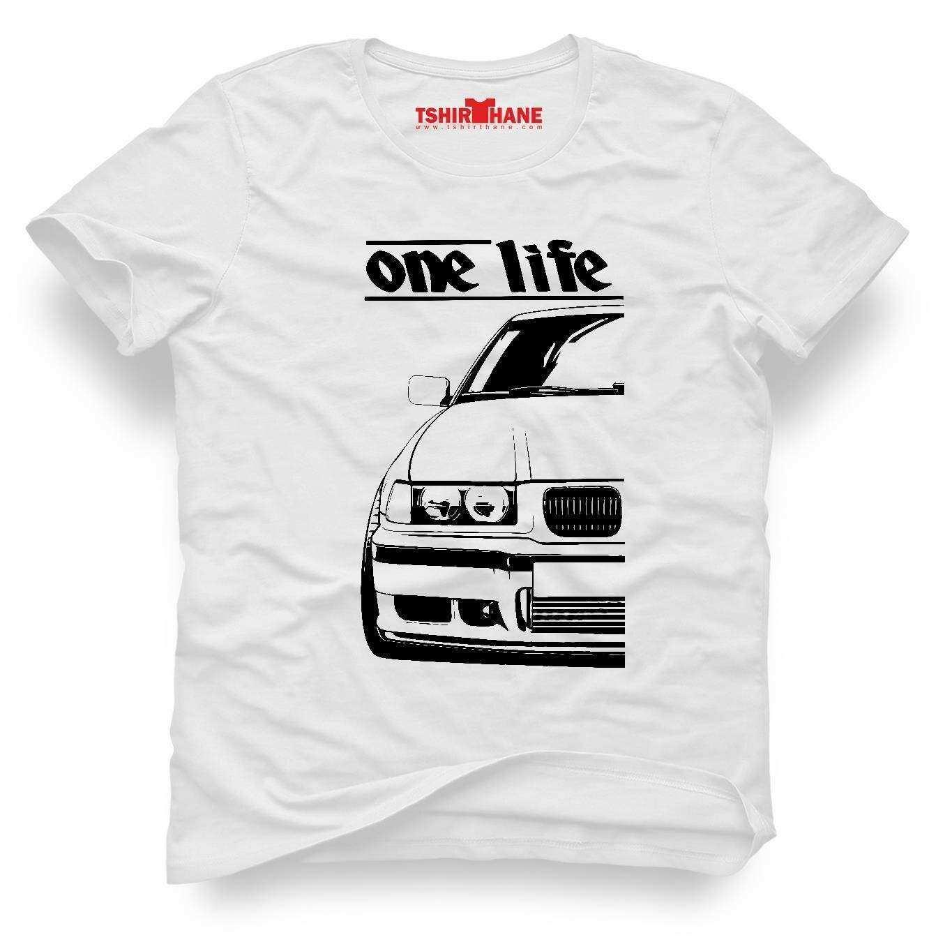 Tshirthane BMW bmw  One Life Tişört Erkek Tshirt