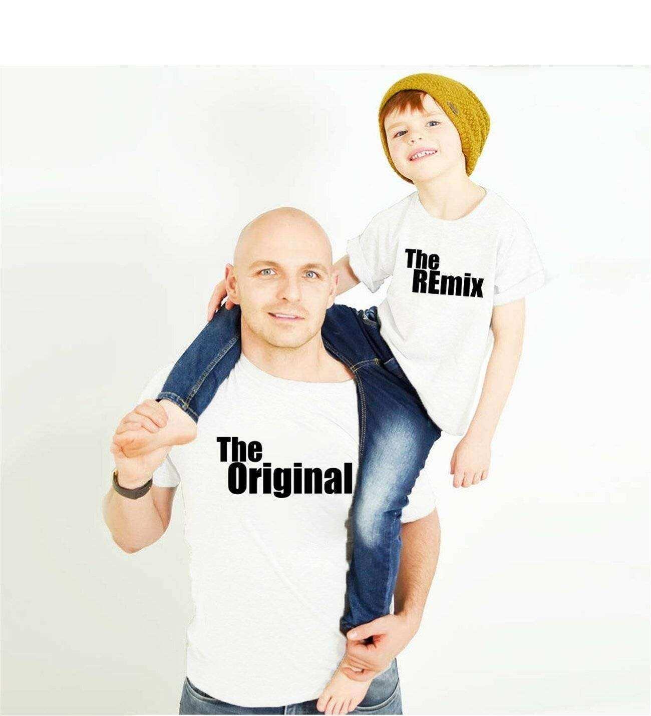 Tshirthane -  Orjinal Remix Baba Oğul Giyim